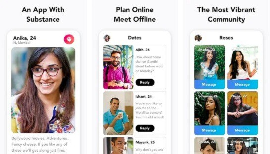 Aisle Dating App in India