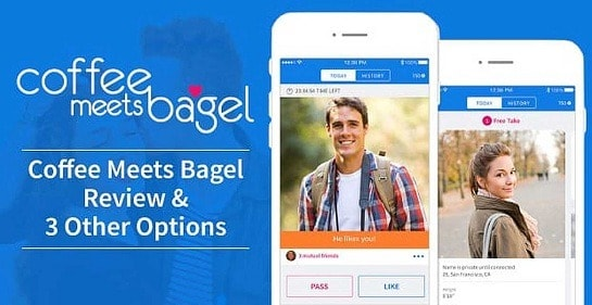Coffee Meets Bagel Dating App in India